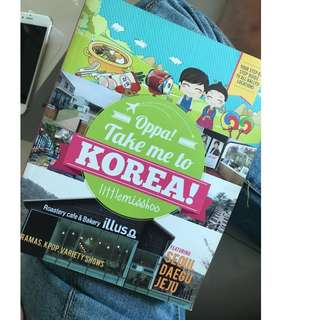 🚚 Little miss hop take me to Korea guidebook