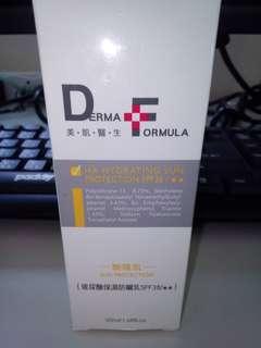 🚚 豔陽肌 玻尿酸保濕防曬乳SPF38/++