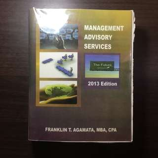 Management Advisory Services Reviewer by Agamata