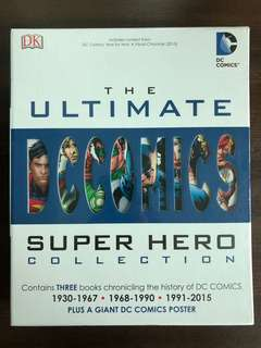 The Ultimate Super Hero Collection, DC Comics