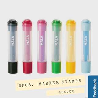 IKEA Marker Stamps