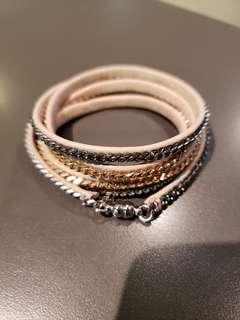 Vita Fede wrap bracelet (三色鏈)