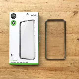 Belkin Clear Case for Iphone 8 plus and 7 plus