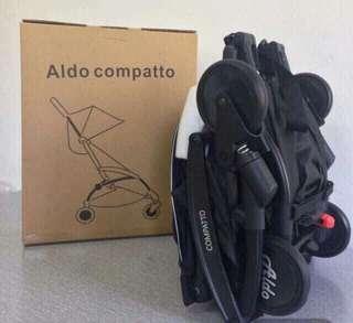 aldo compactto stroller
