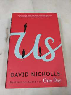 Us - David Nicolls