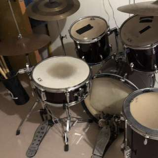 Authentic Pure Series Drum Set