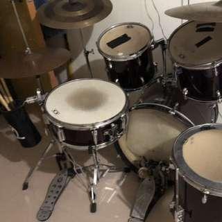 Authentic Pure Series Drum Set