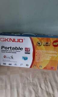 Gknuo Portable DVD player