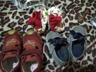 Shoes for baby newborn - 12M