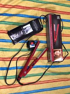 V Style Compact 25mm Straightener