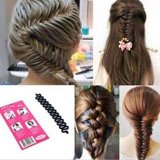Brand new French braid/ pleats tool