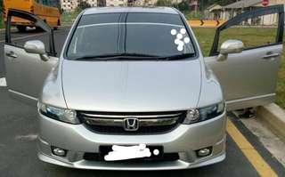 Honda Odyssey Rb2 2.4  Ready KL