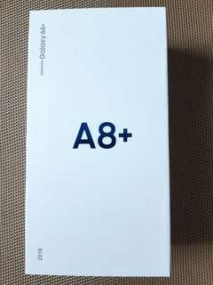 Galaxy A8+ Box Equipment Set (