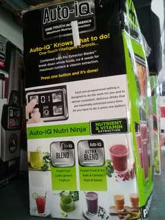 Nutrient & Vitamin Blender