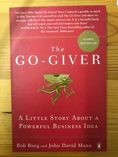 The Go-Giver Business Story