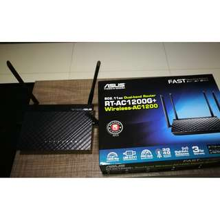 Asus RT AC1200 Gigabit Router