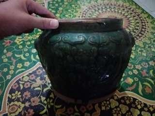 Guci (mukun) antik china