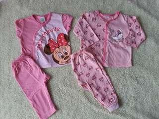 Minnie Pyjamas (2sets)