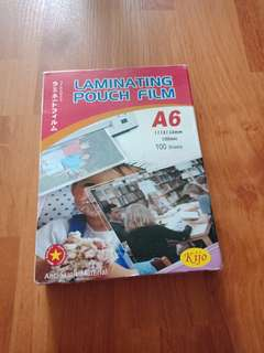 Laminate pouch film
