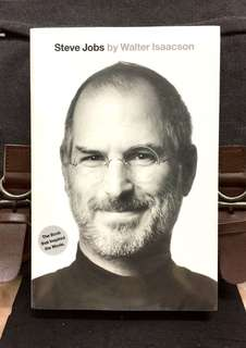 # Highly Recommended《Bran-New + Paperback US Edition》STEVE JOBS  By WALTER ISAACSON : The Exclusive Biography