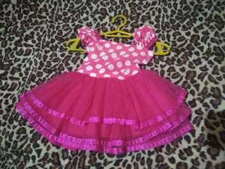 Minnie Mouse Tulle Dress