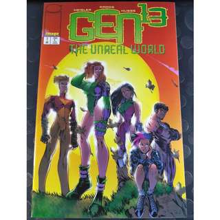 Gen 13: The Unreal World