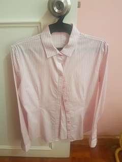 Raoul Pink Shirt