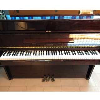 used J.Thompson piano