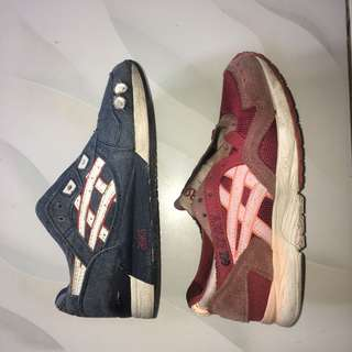 Asics Mens shoes as Pack