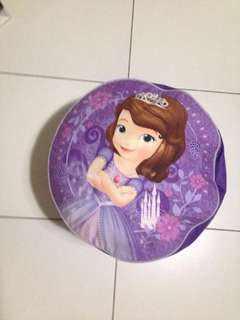 sofia the first cushion chair