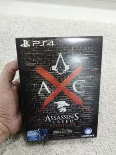 Ps4 Assassin's Creed Syndicate The Rooks Edition