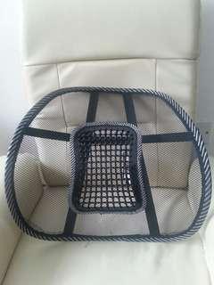 透氣腰墊 breathable waist cushion