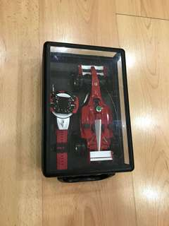 F 1 Racing figurines For Collection Only