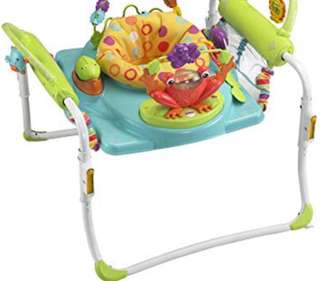 Fisher Price Step and Play Jumperoo
