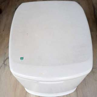 Portable toilet bowl for adult and kids
