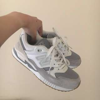 New balance Sea Salt Grey