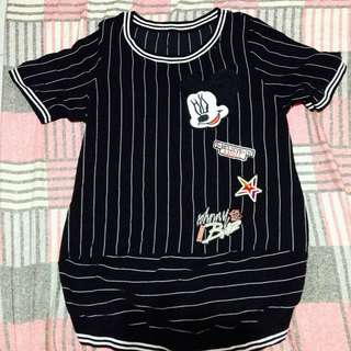Mickey mouse dress/ top