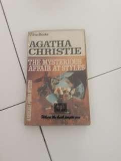 Agatha Christie's mystery novels