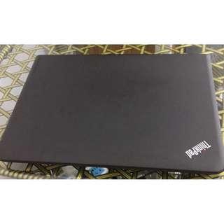 """(二手)Lenovo Thinkpad E460 14"""" i5/i7 6gen,8G,500G/128G,獨顯 Laptop 90%NEW"""