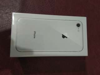 Iphone 8 256gb New and Sealed
