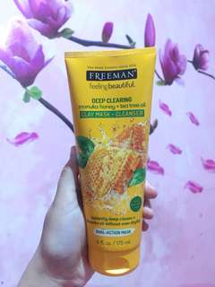 New- Freeman Manuka Honey