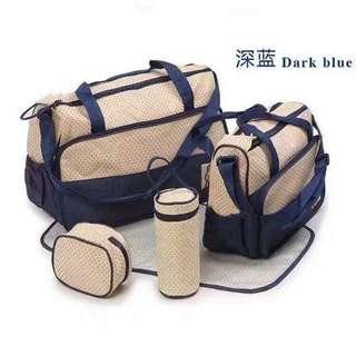 5in1 Baby Diaper Bag