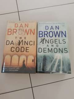Dan Brown's collection
