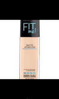 Maybelline Fit Me (115 Ivory)