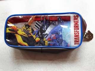 Transformers Pencil Case