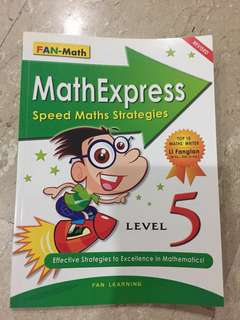 BN Fan MathExpress P5