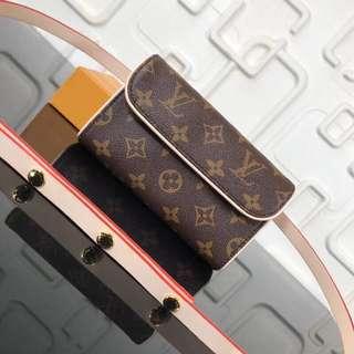 LV florentine waist classic pouch