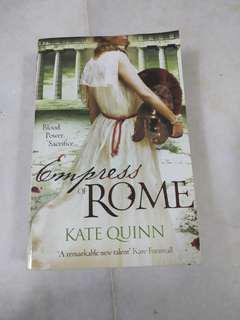 Empress of rome - kate quinn