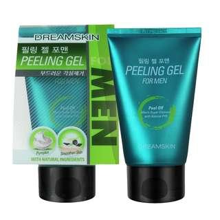 (buy 1 get 1 free)Korea Dream Skin  Peeling Gel for Men 100ml男士去角質磨砂膏