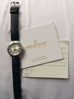 Selling low price authentic philipstein classic watch